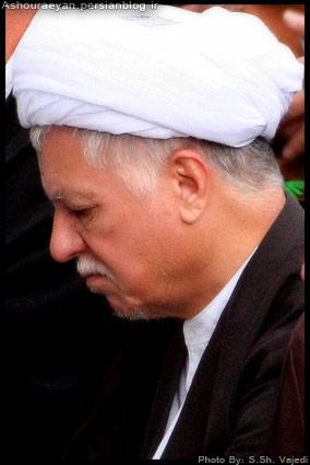 اکبر هاشمی رفسنجانی