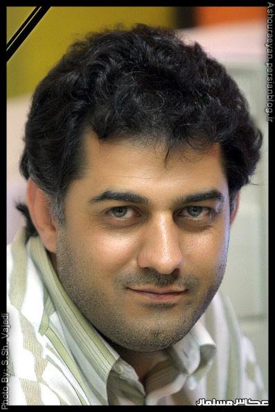 مرحوم مجتبی تکین، دبیر فقید سرویس عکس خبرگزاری مهر