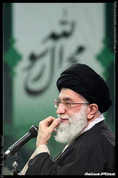 مقام معظم رهبری /عکس: شهاب الدین واجدی
